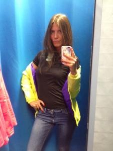 Silly Sportwear Modelling