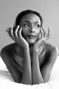 1995. Waris Dirie, Model and FGM Ambassador
